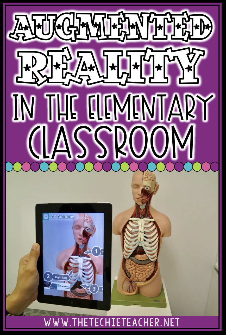Effective ways educators can use Augmented Reality in the Elementary Classroom