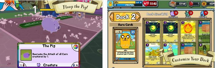 Card Wars – Adventure Time v1.7.0 APK DATA