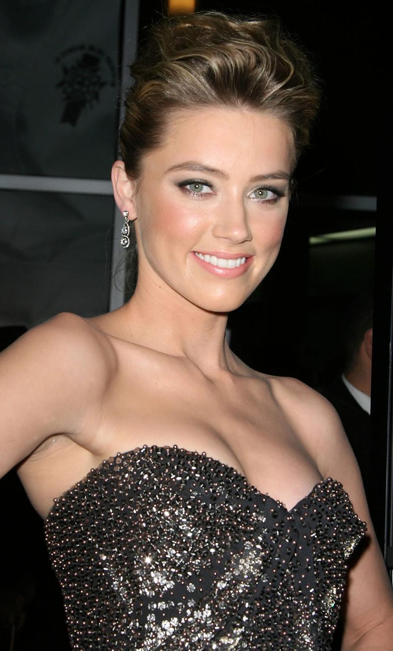 Latest Celebrity Photos: Amber Heard