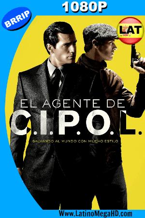 El Agente de C.I.P.O.L. (2015) Latino HD 1080P (2015)