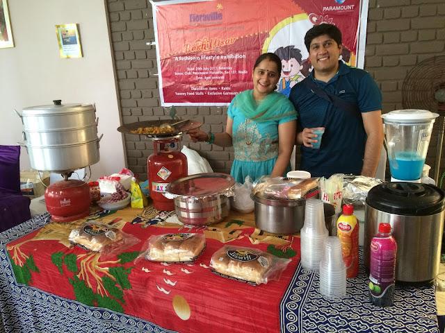Rakshabandhan celebrated with full zeal at Paramount Floraville