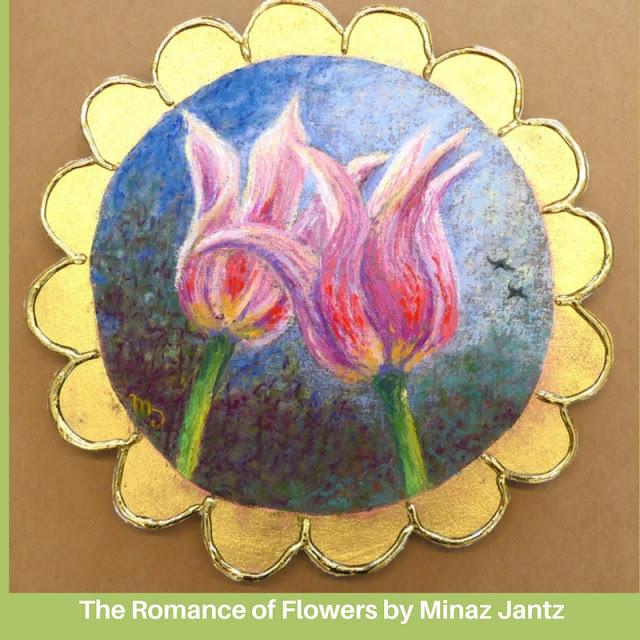 The Romance of Flowers by Minaz Jantz