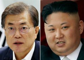 Encontro histórico: Coreias prometem assinar acordo de paz ainda em 2018