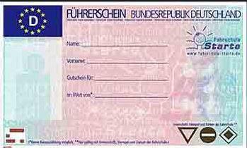 طريقة الحصول على شهادة قيادة مجانا في المانيا بدون ان تدفع رسومها .