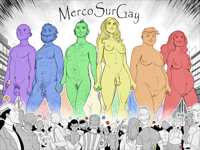 MercoSurGay. Pagina Gay - LGBTI