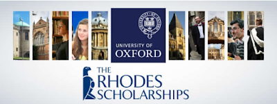 Apply For 2018 Rhodes Scholarships for West Africa
