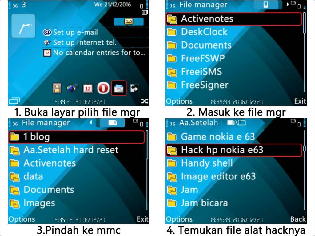 Unduh Edit Foto E63 Hacked Buat Hp Nokia E63 Coolsup