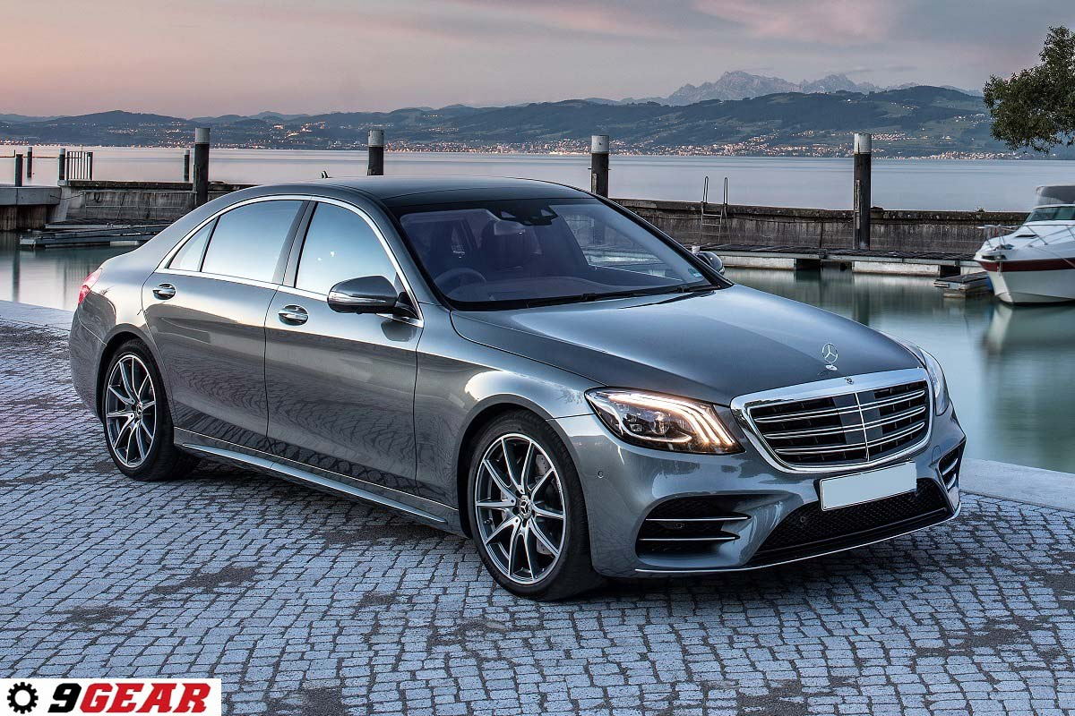 2018 mercedes benz s class new engines with landmark for Mercedes benz latest technology