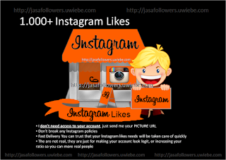 Jasa Tambah 1000 Likes Photo Instagram