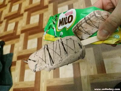 Milo Ice Cream cone