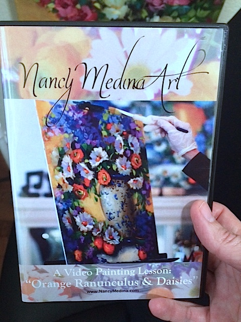 http://nancymedina.fineartstudioonline.com/page/5185/videos-and-dvds