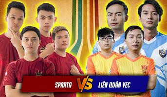 Sparta vs LQ VEC | 4vs4 Random | 23/05/2021