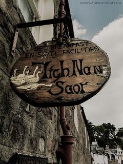 TIGH NAN SAOR (A Plockton Bed & Breakfast), Mandragoreae