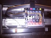 Cara dan Tehnik Memasang Tabung Infus Printer Canon IX6560 ala Dokter Printer