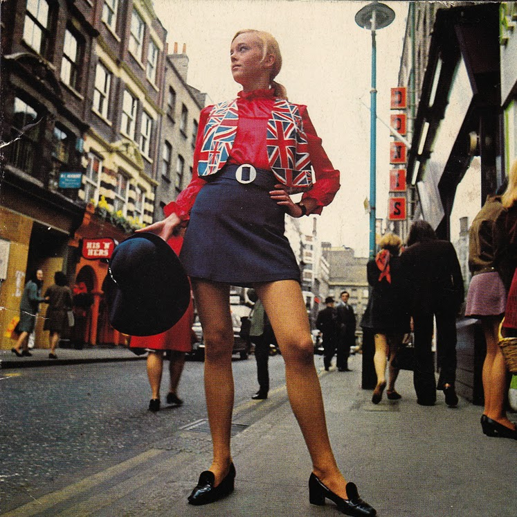 Street Scenes of London From the 1960s and 1970s ~ vintage ...