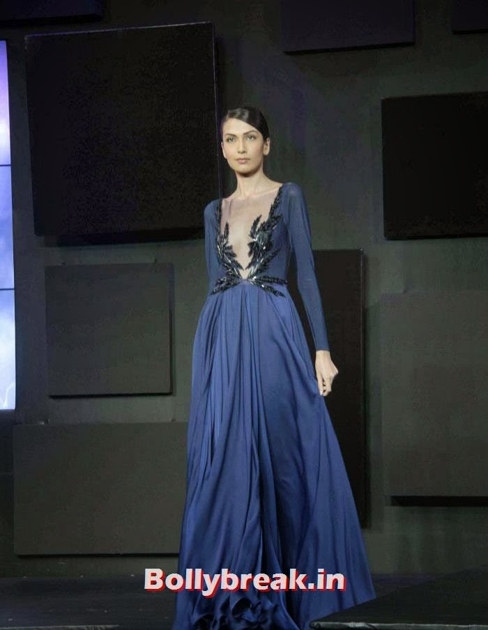 Sanea Sheikh, Gavin Miguel Show at Blenders Pride Fashion Tour 2013
