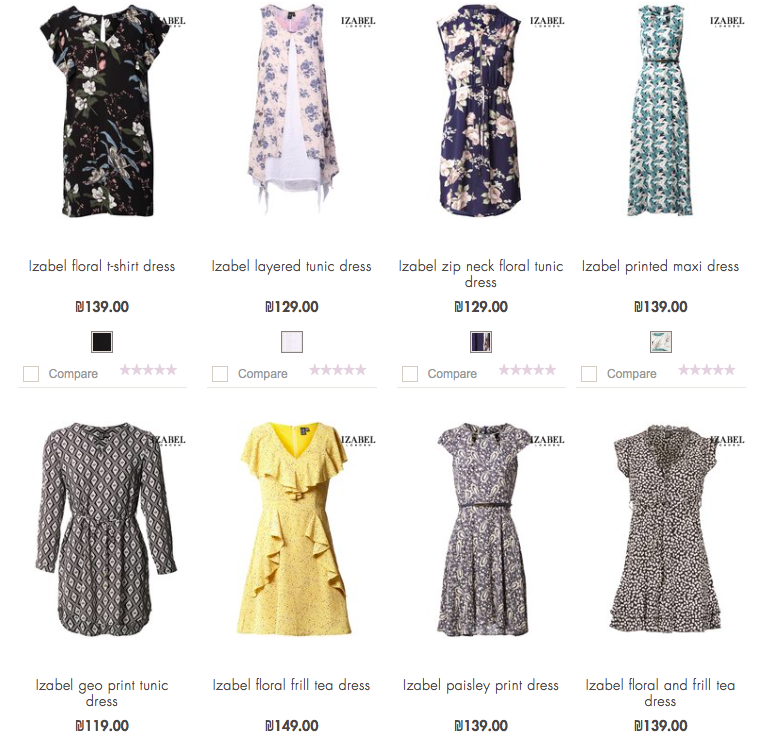 M&Co - להזמין בגדים מחו״ל לארץ