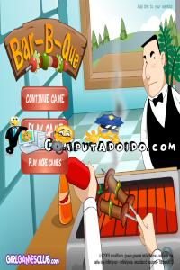 computadoido jogos Jogos de cozinhar Administre o bar b que jogos de cozinhar