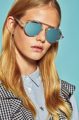 Colección SS17 de Lefties - Light Blue