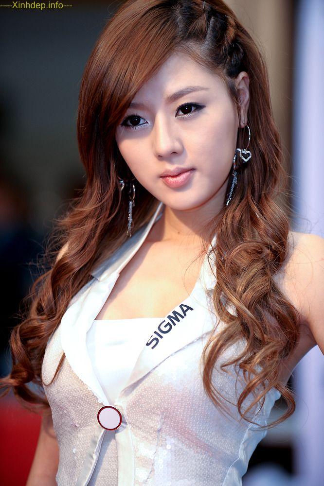 Chica porno coreano Joven