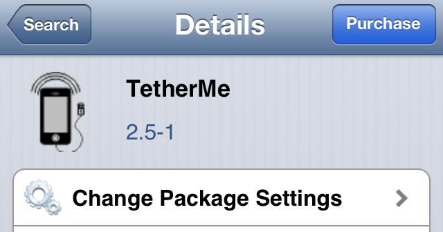 Tech Support: Top 5 Best tweaks/apps in Cydia (free) TetherMe