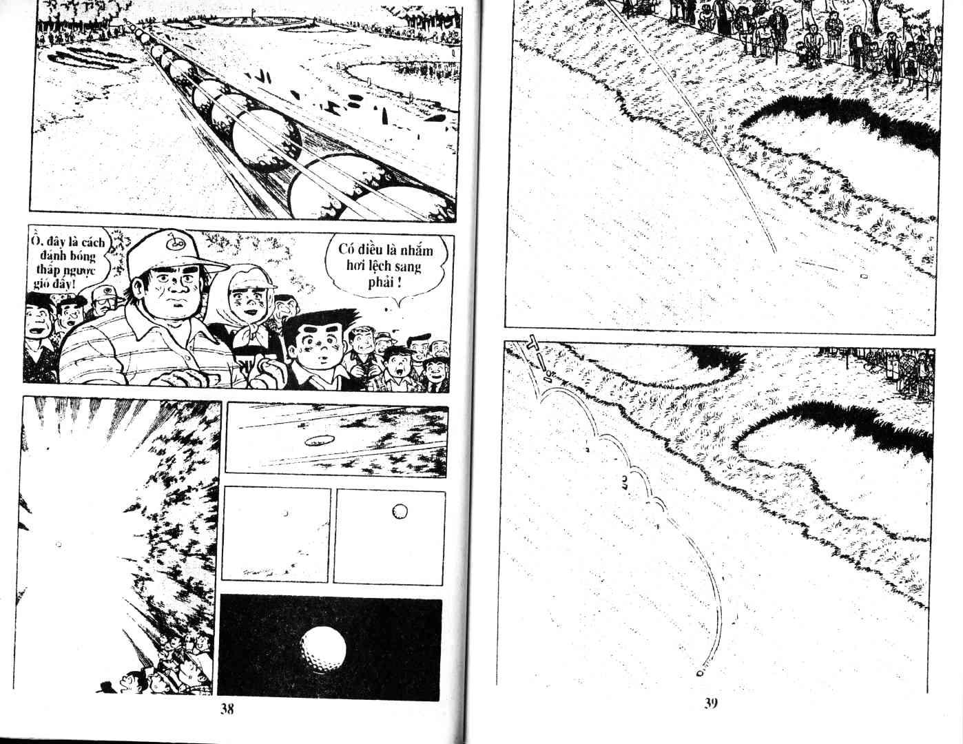 Ashita Tenki ni Naare chapter 38 trang 17
