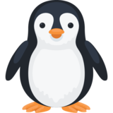Facebook Penguin Emoticon