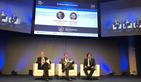 Panel Banque et Europe