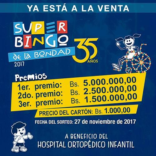 Diego Ricol - Banplus te invita a participar en el Súper Bingo de la Bondad