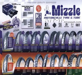 Ban Motor Mizle