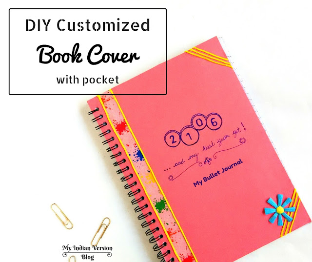 DIY-customized-notebook-cover-with-pocket