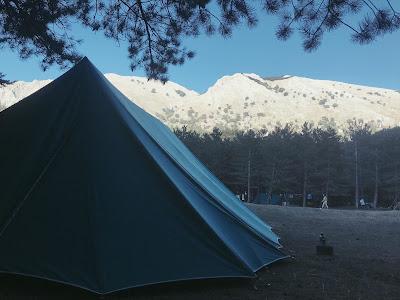 Soltanto la tenda piantata con le tue mani starà in piedi.