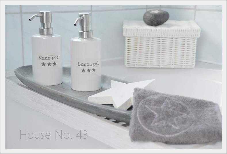 House No. 43: Badezimmer Accesoires - bathroom accessores | {Seifenspender holz ikea 93}
