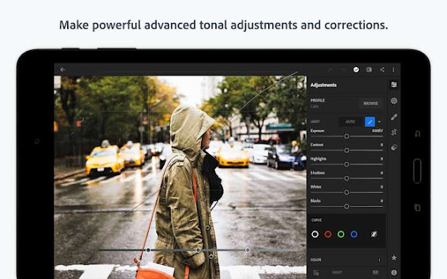 download adobe Lightroom CC Premium MOD terbaru