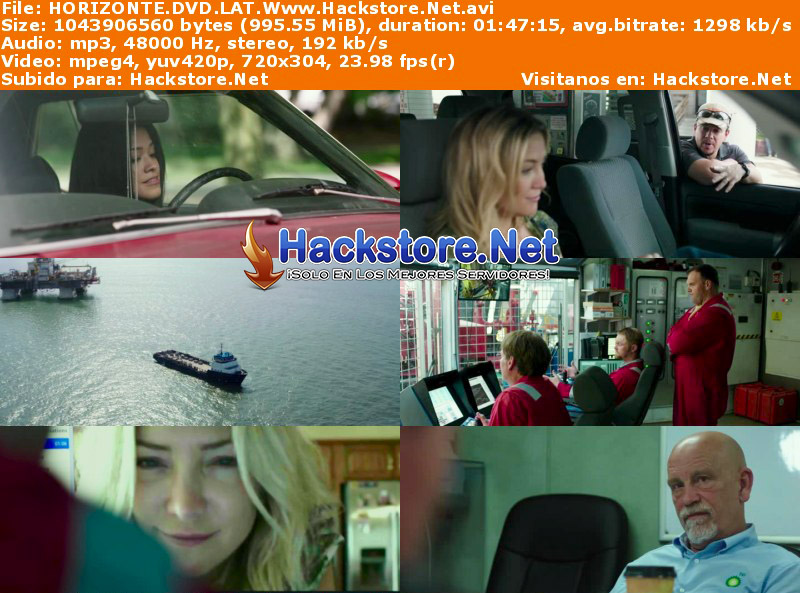 Capturas de Horizonte Profundo (2016) DVDRip Latino