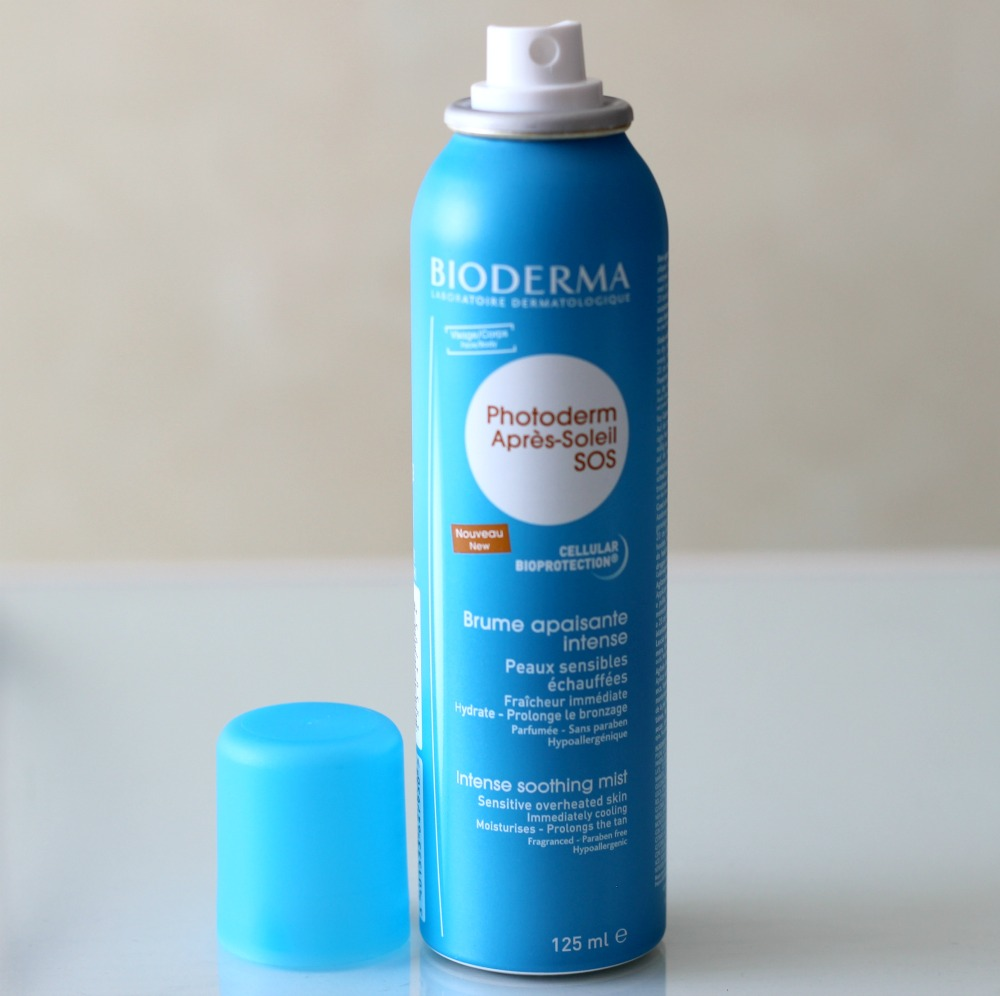 Bioderma Photoderm SOS After Sun Soothing Mist