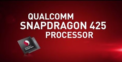 Smartphones With Snapdragon 425 Processor