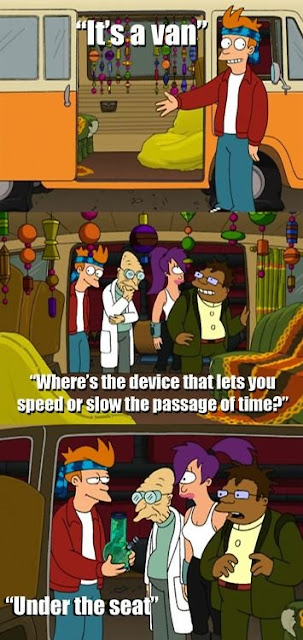 Funny Futurama picture