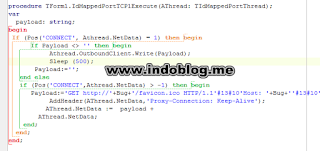 Cara Buat Inject SSH Gratis Three 3 Tri Full Download