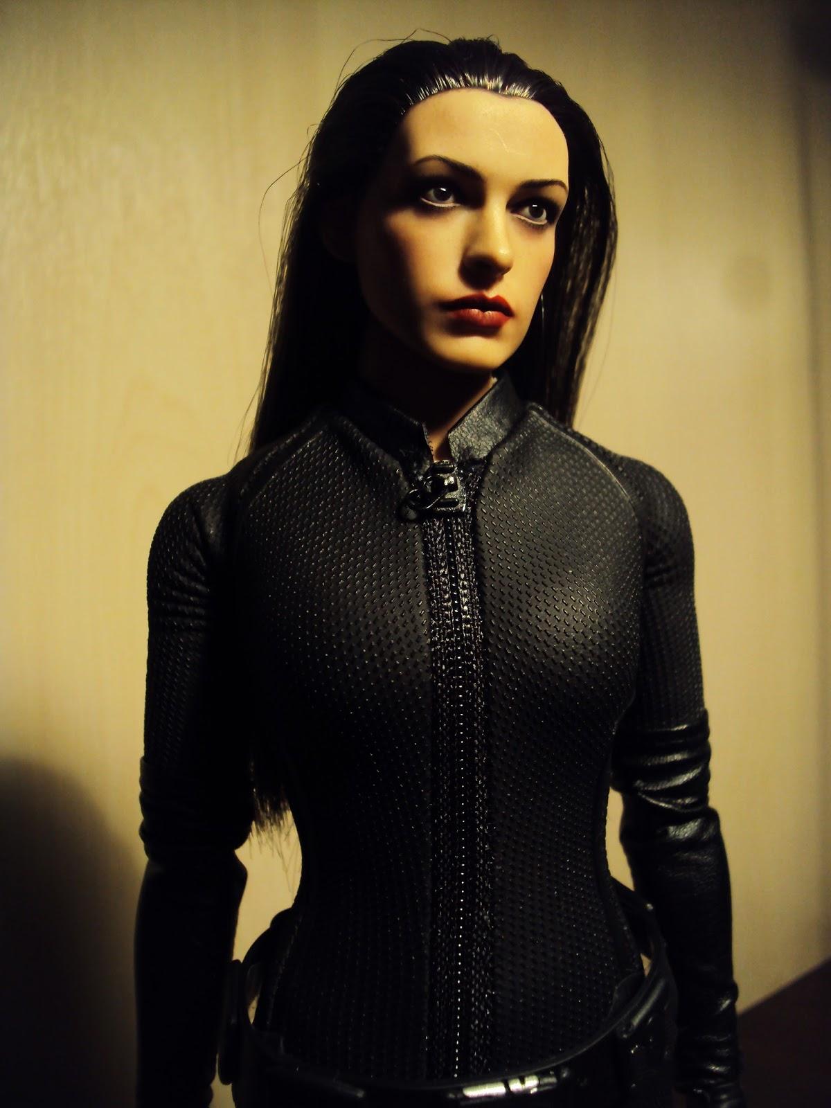 半支煙 pt 二: Hot Toys MMS188 - The Dark Knight Rises : Selina Kyle.