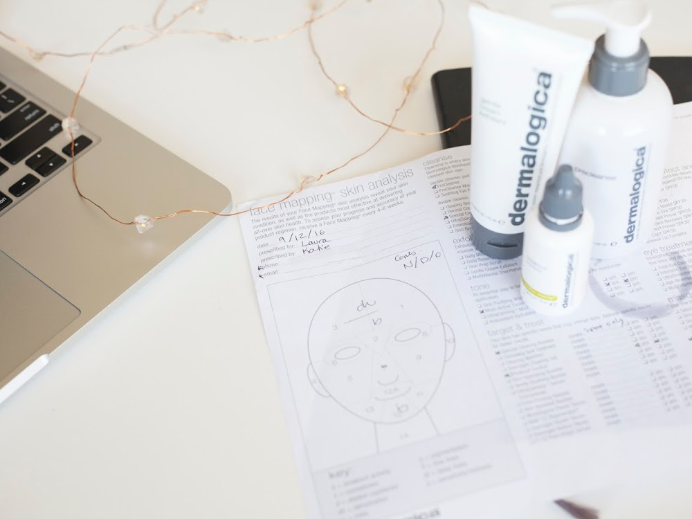 Dermalogica FaceFit — The Life of Laura on
