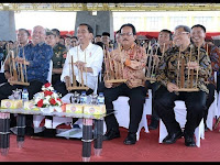 Presiden Jokowi Pecahkan Rekor Bersama 5 Ribu CPNS
