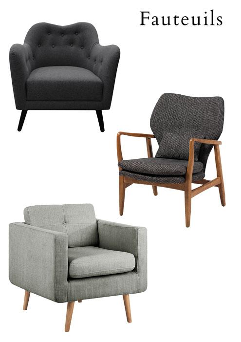 fauteuils Home24