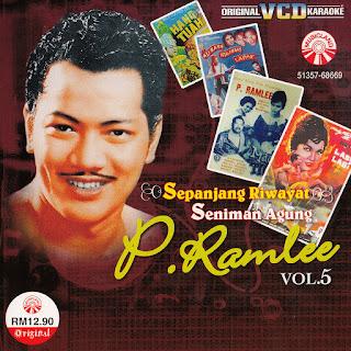 20 Mp3 Lagu Terbaik P. Ramlee Feat Saloma