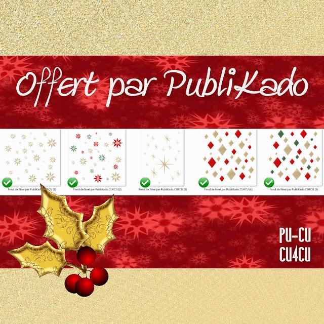 CU4CU Mix - Noël 1