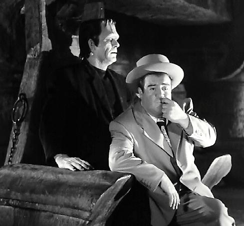Glenn Strange And Costello