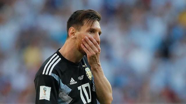 Messi Akan Perkuat Argentina untuk Copa America 2019?