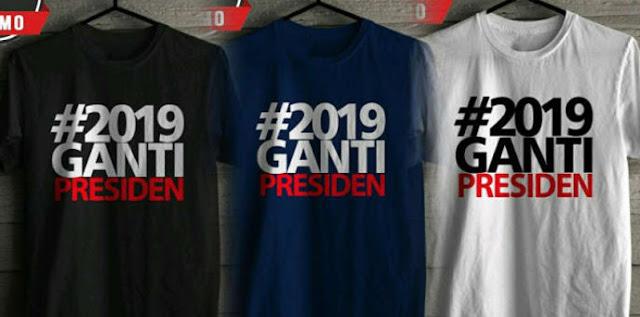 Tagar #2019GantiPresiden Capai 186 Juta Reach, PKS: Jangan Remehkan Kaus