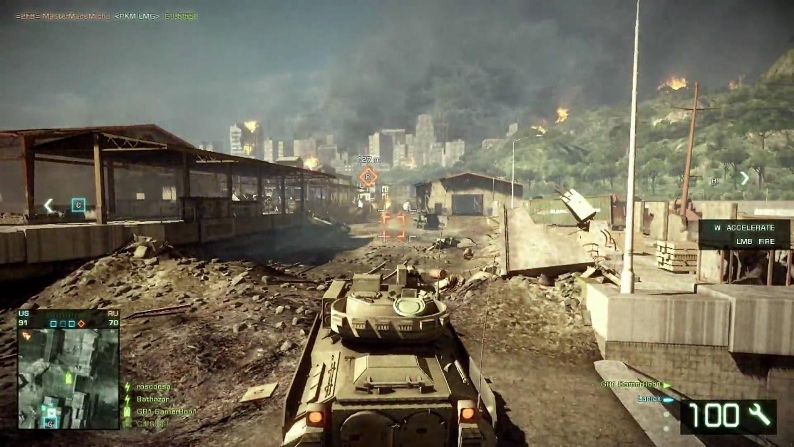 WD - Battlefield Bad Company 2 PC