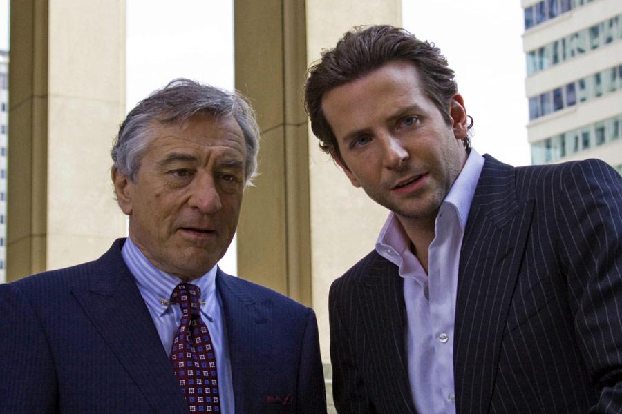 Z kim Bradley Cooper spotyka się teraz w 2012 roku